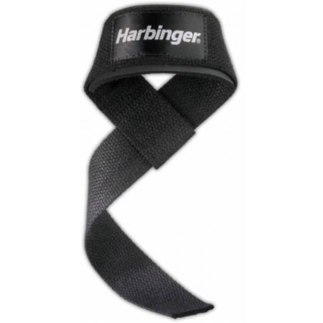 רצועות הרמה של Herbinger - lifting Wrist straps