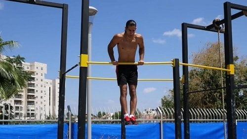 עליות כוח - Muscle Ups