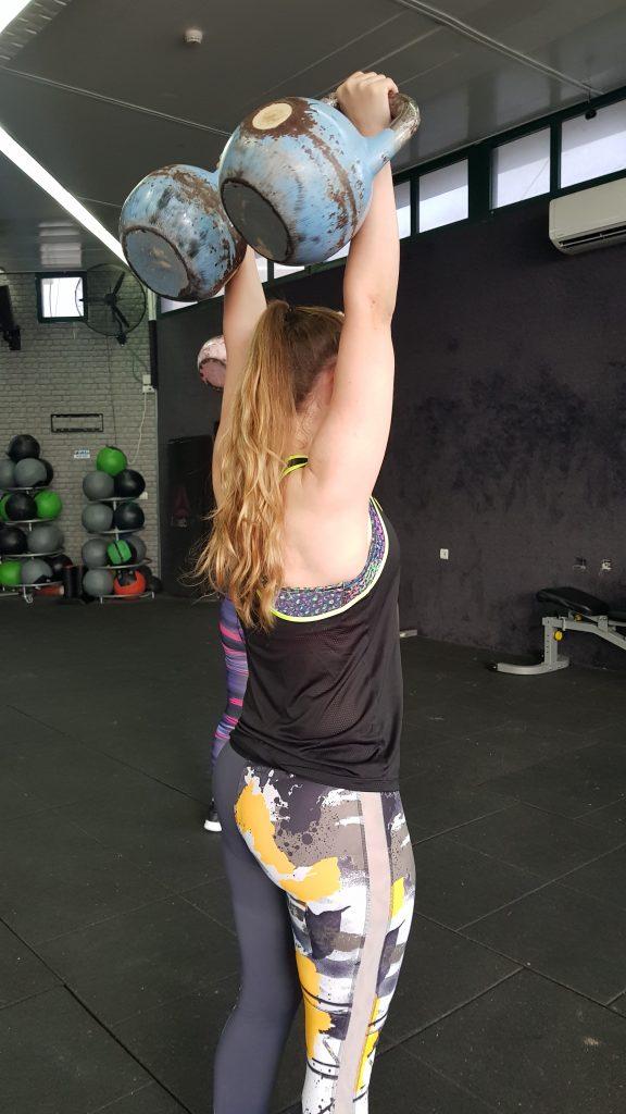 אימון כוח לנשים