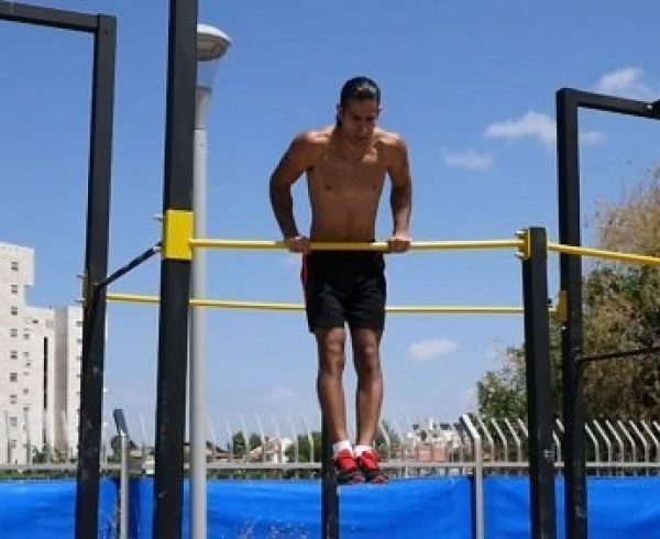 עליות כוח – Muscle Ups