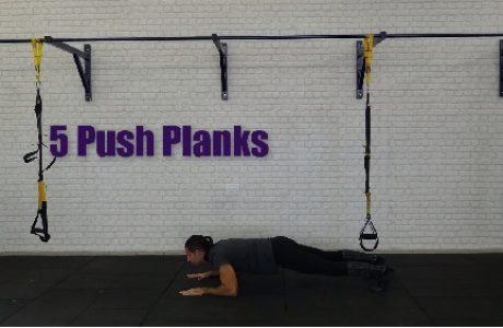אימון כושר לכל הגוף