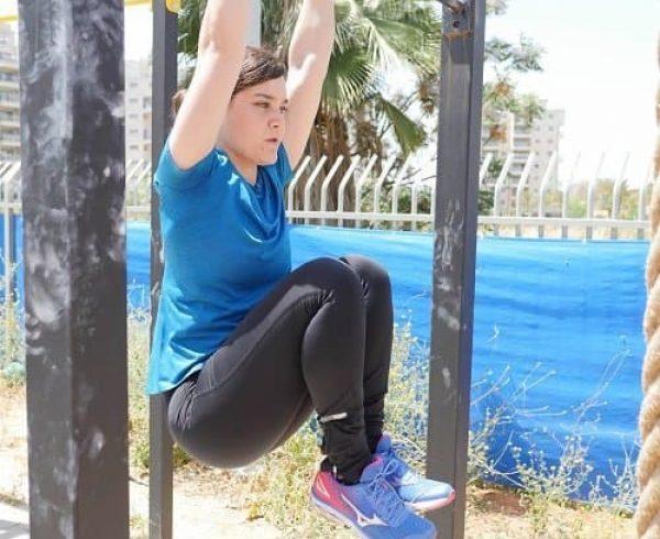 תחרות אימון משקל גוף