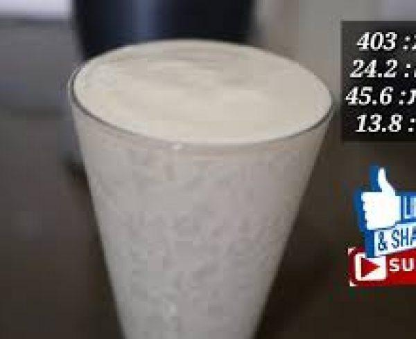 גלידת-שייק חלבון 400 קלוריות