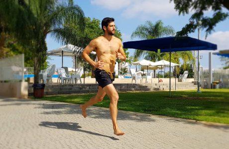 ריצה יחפה – כל מה שרציתם לדעת