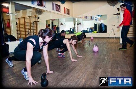חימום ומתיחות לפני פעילות גופנית