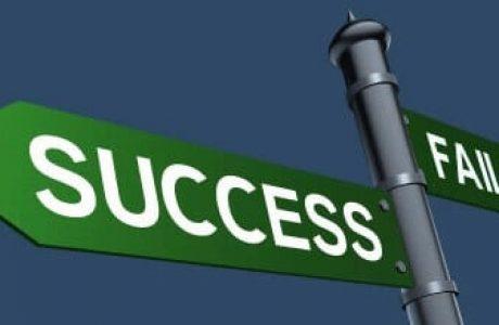כוחו של רצון – הצלחה או כישלון
