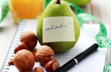 תזונה לירידה במשקל וחיטוב הגוף